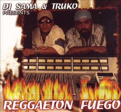 Reggaeton Fuego, Vol. 1