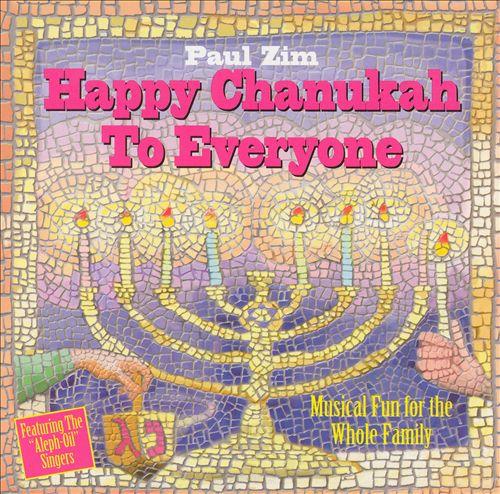 Happy Chanukah to Everyone