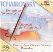Tchaikovsky: Souvenir de Florence; Serenade for Strings