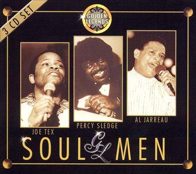 Golden Legends: Soul Men