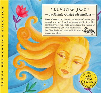 Living Joy: Alpha Relaxation Solution