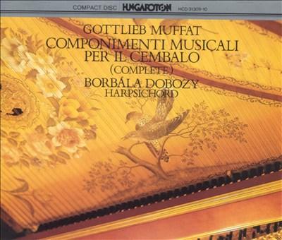 Muffat: Componimenti Musicali per il Cembalo