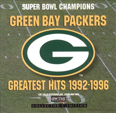 Green Bay Packers Greatest Hits 1992-1996