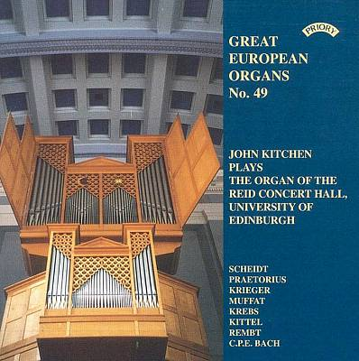 Great European Organs No. 49: The Organ of the Reid Concert Hall, University of Edinburgh
