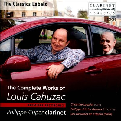 The Complete Works of Louis Cahuzac