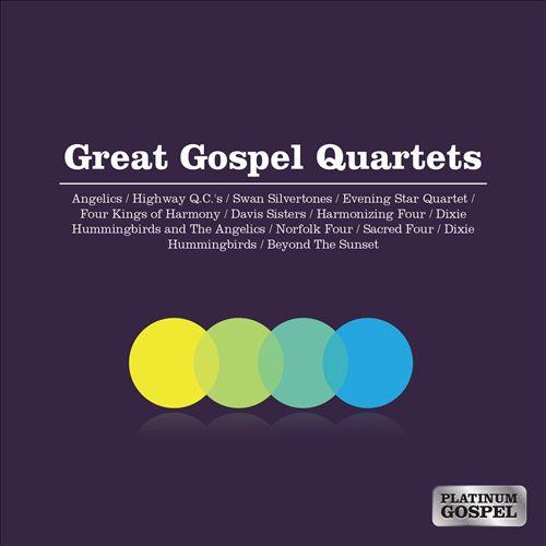 Platinum Gospel: Great Gospel Quartets