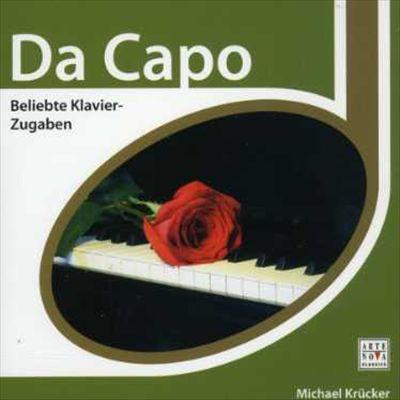 Da Capo: Beliebte Klavier-Zugaben