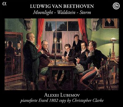 Beethoven: Moonlight - Waldstein - Storm
