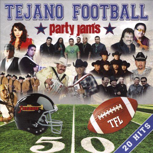 Tejano Football Party Jam's