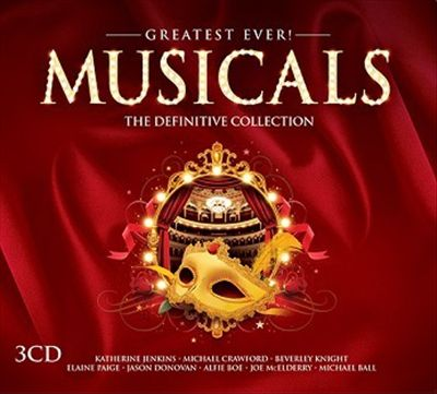 Greatest Ever! Musicals [2016]