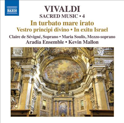 Vivaldi: Sacred Edition, Vol. 4