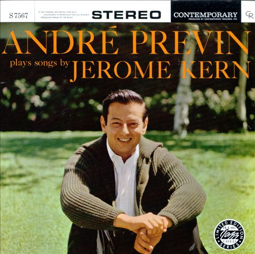 Andre Previn Plays Jerome Kern