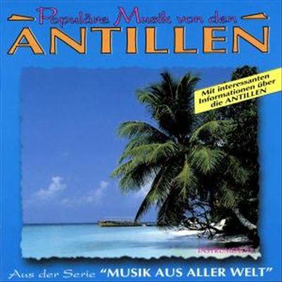 Populäre Musik von den Antillen