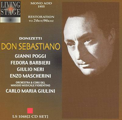 Donizetti: Don Sebastiano