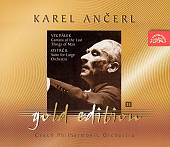 Vycpálek: Cantata of the Last Things of Man; Ostrcil: Suite for Large Orchestra