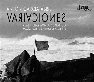 Antón García Abril: Variaciones