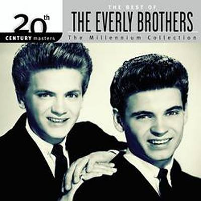 20th Century Masters - The Millennium Collection: The Best of the Everly Brothers