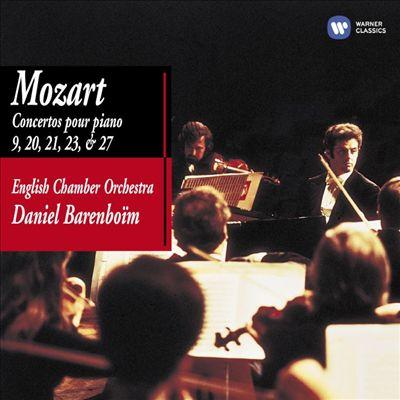 Mozart: Concertos pour piano Nos. 9, 20, 21, 23 & 27