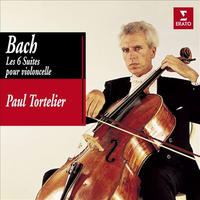 Bach: Les 6 Suites pour violoncelle [United Kingdom]