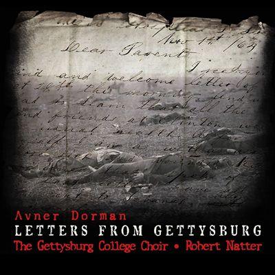 Avner Dorman: Letters from Gettysburg