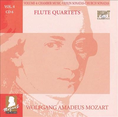 Mozart: Complete Works, Vol. 4 - Chamber Music, Violin Sonatas, Church Sonatas, Disc 6