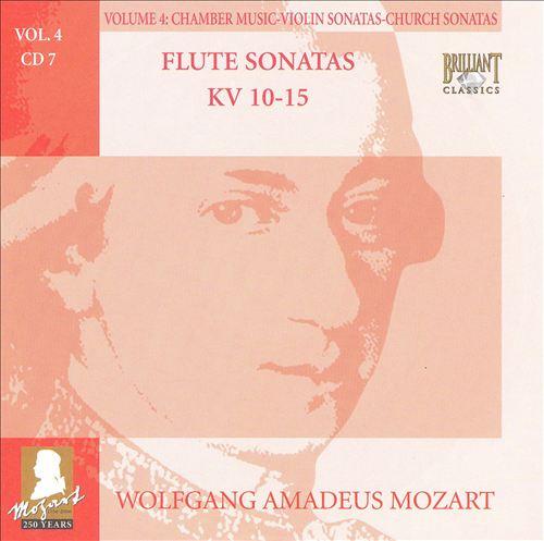 Mozart: Complete Works, Vol. 4 - Chamber Music, Violin Sonatas, Church Sonatas, Disc 7