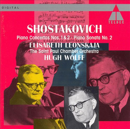 Shostakovich: Piano Concerto Nos. 1 & 2; Piano Sonata No.2