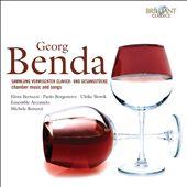 Georg Benda: Sammlung Vermischter Clavier- und Gesangstücke