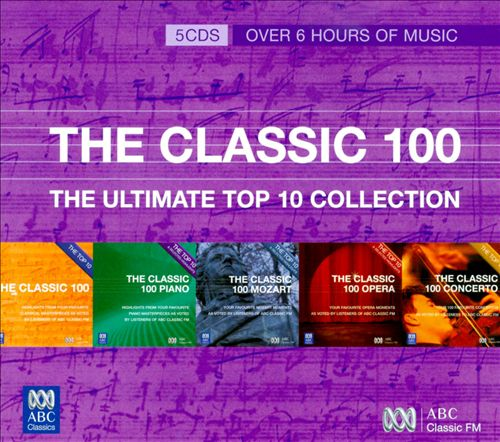The Classic 100: The Ultimate Top 10 Collection