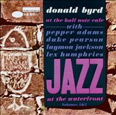 Donald Byrd at the Half Note Cafe, Vols. 1-2