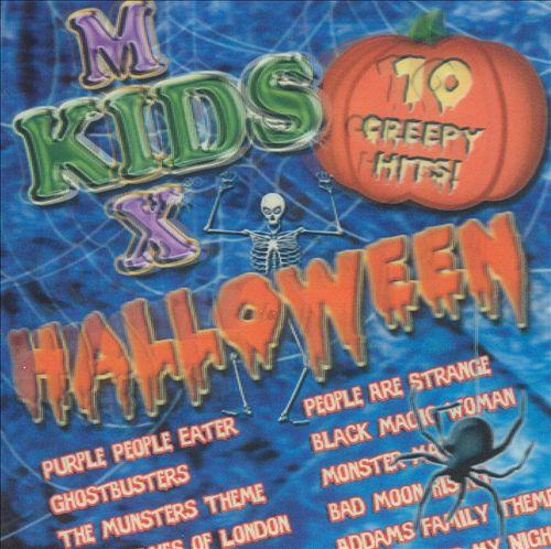 Kids Mix: Halloween