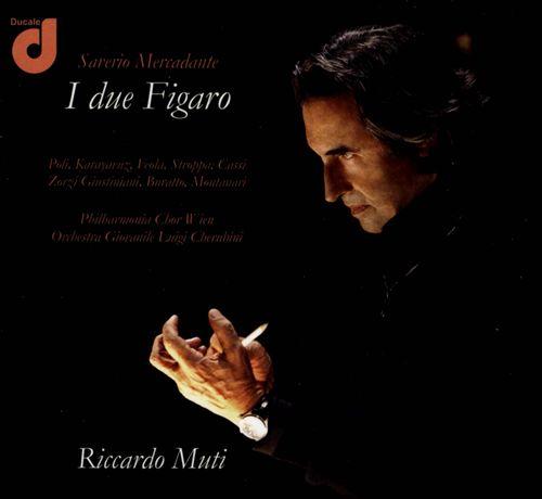 Saverio Mercadante: I due Figaro