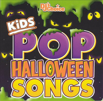 DJ's Choice: Kids Pop Halloween