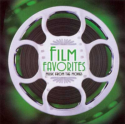 Film Favorites: Music from the Movies, Disc 2
