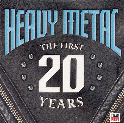 Heavy Metal: The First 20 Years [Time Life]
