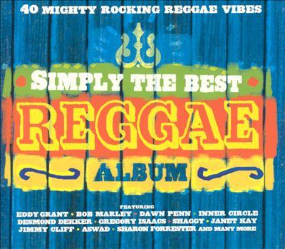 Simply the Best Reggae Album [2001]