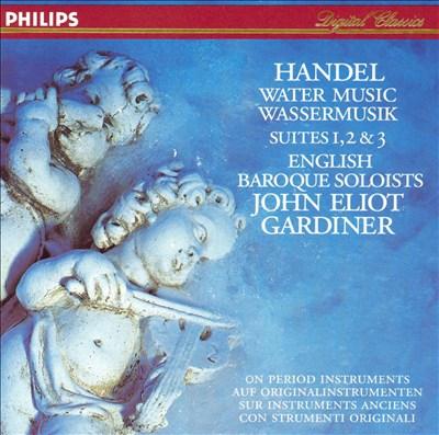 Handel: Water Music [1991 Recording]