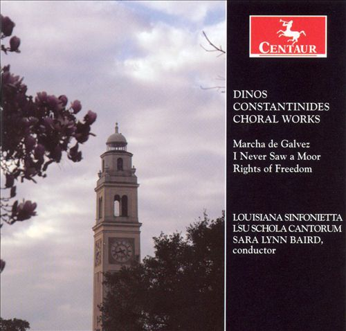 Dinos Constantinides: Choral Works