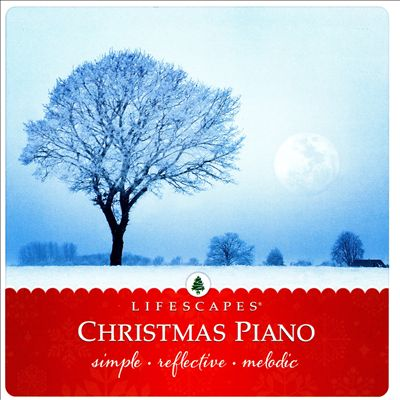 Christmas Piano [Lifescapes]