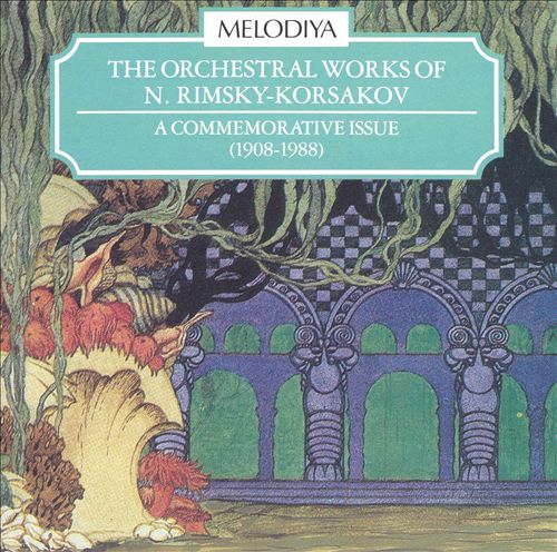 The Orchestral Works of N. Rimsky-Korsakov: A Commemorative Issue