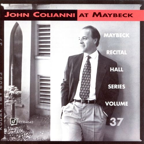 Maybeck Recital Hall Series, Vol. 37