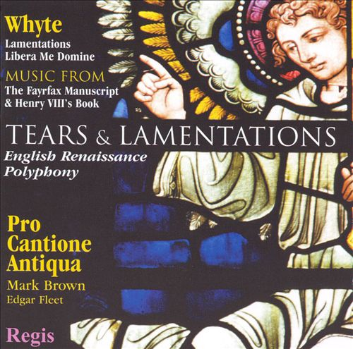 Tears & Lamentations
