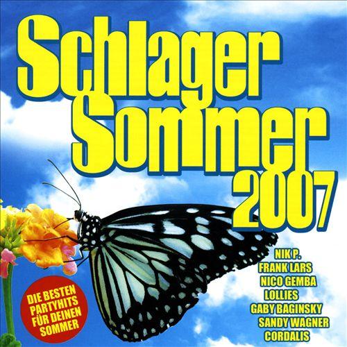 Schlager Sommer 2007