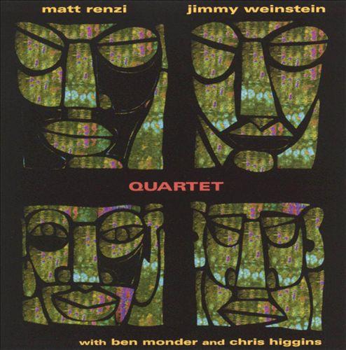 Matt Renzi/Jimmy Weinstein Quartet With Ben Monder and Chris Higgins