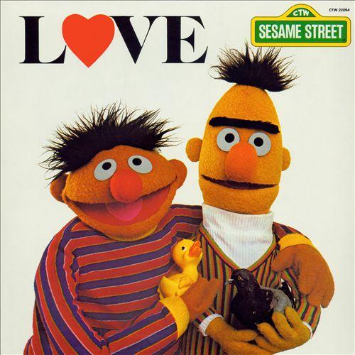 Sesame Street: Love