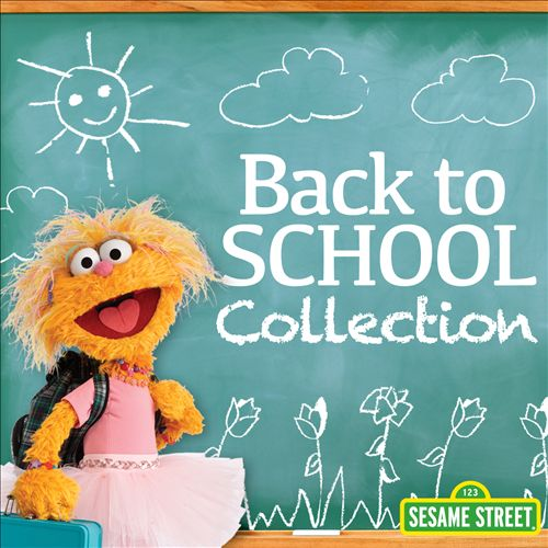 Sesame Street: Back to School Collection