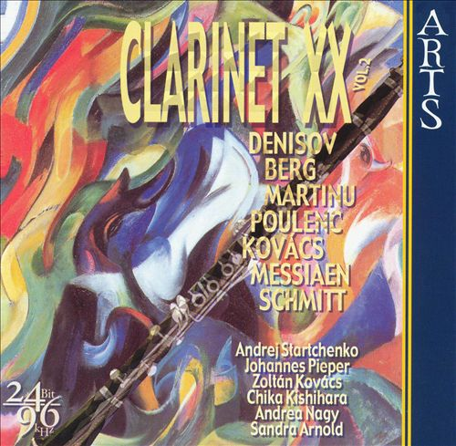 Clarinet XX, Vol. 2