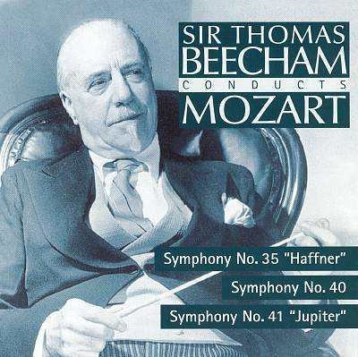 Sir Thomas Beecham Conducts Mozart