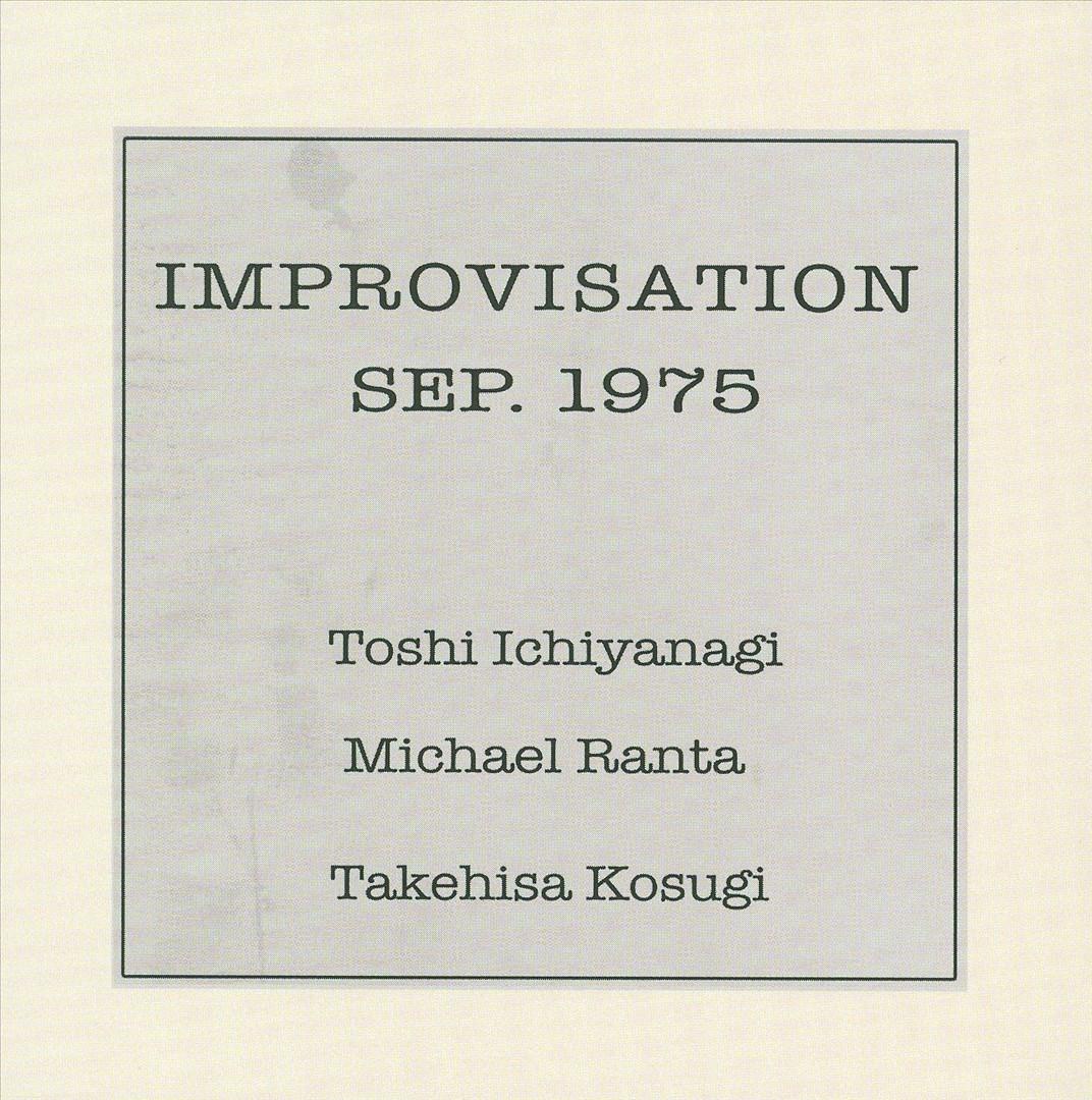 Improvisation Sep. 1975