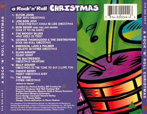 A Rock N' Roll Christmas